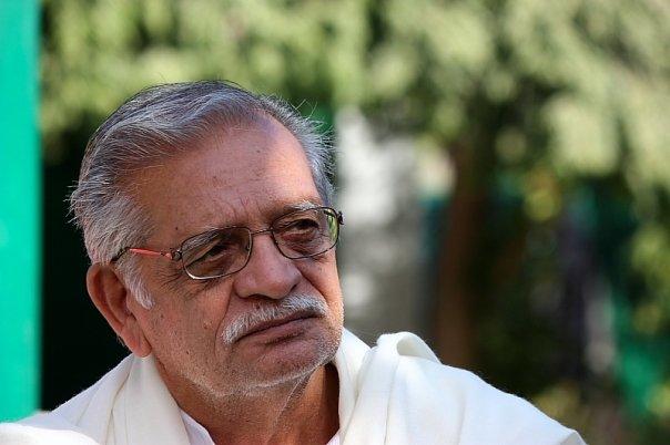 Gulzar Sahab at jaipur Literature Festival
