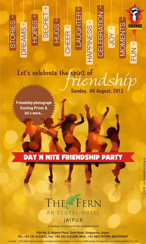 friendship-party