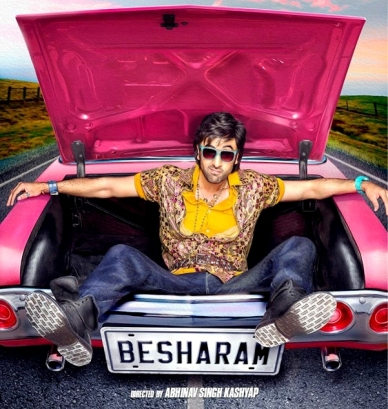 Besharam-movie