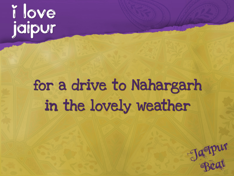 i love jaipur-nahargarh copy