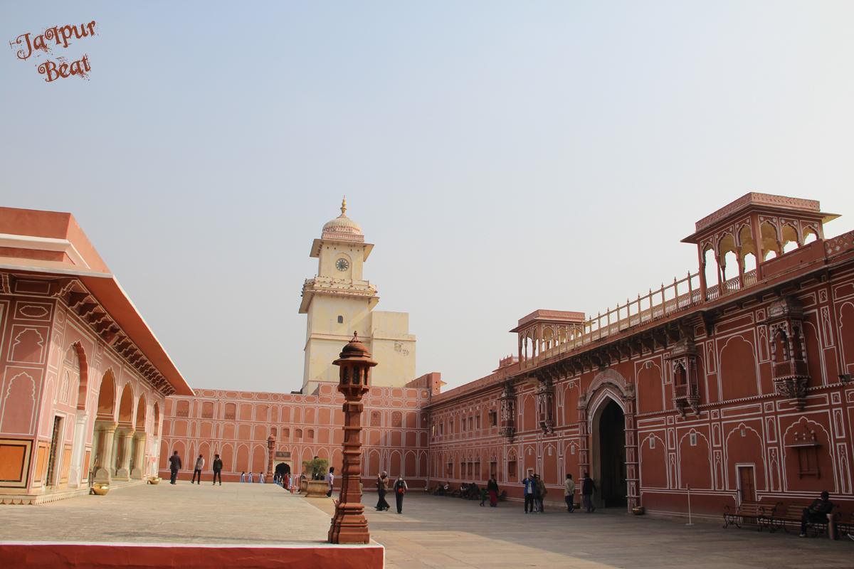 City Palace Bvlgari Jaipur.