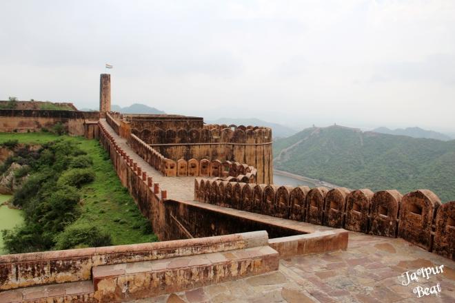 Jaigarh Fort Bvlgari Jaipur.