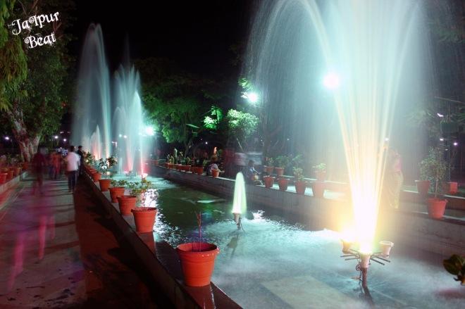Talkatora lake Jaipur Beat