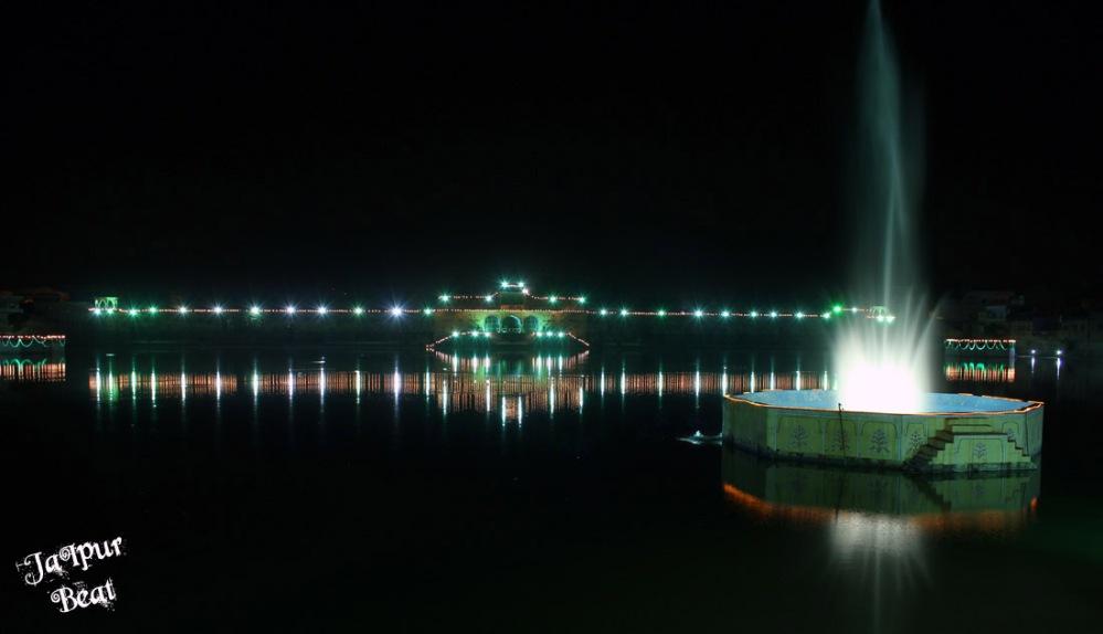 Talkatora lake Jaipur