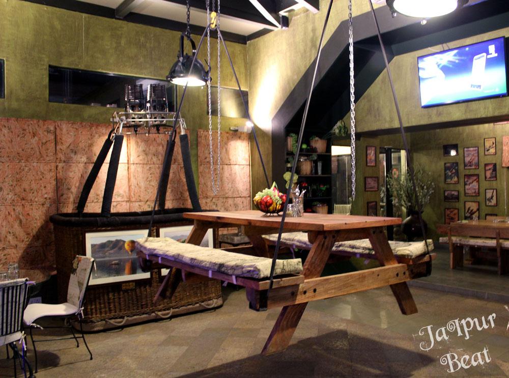 Sky Waltz Cafe Review A City Getaway On Jaipur Delhi