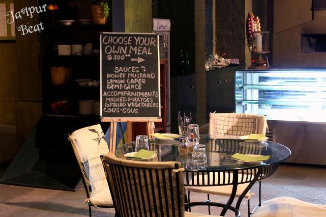 Sky Waltz Cafe Jaipur