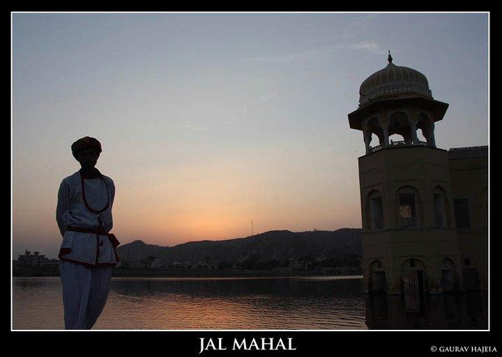 Jalmahal Jaipur Beat