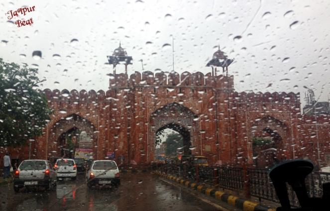 Sanganeri Gate, Jaipur