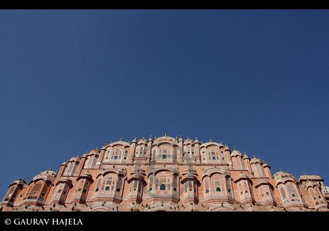Hawamahal Jaipur Beat