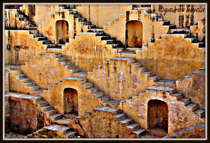 Panna Mian ki baori Jaipur Beat