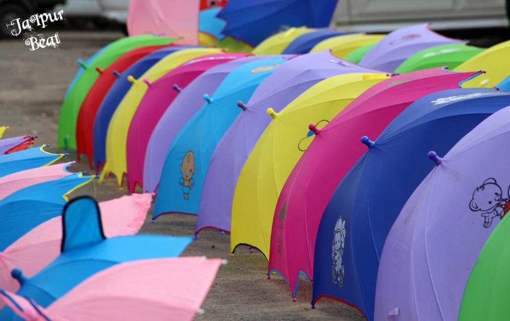 Jaipur Beat Umbrella Monsoon