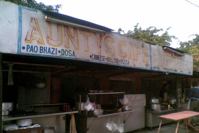 aunty's cafe