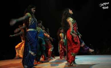 Jogwa Folk Dance from Maharashtra.