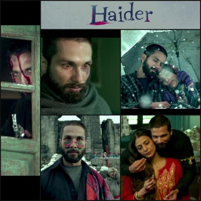 Is Haider Really A Bang Bang ?