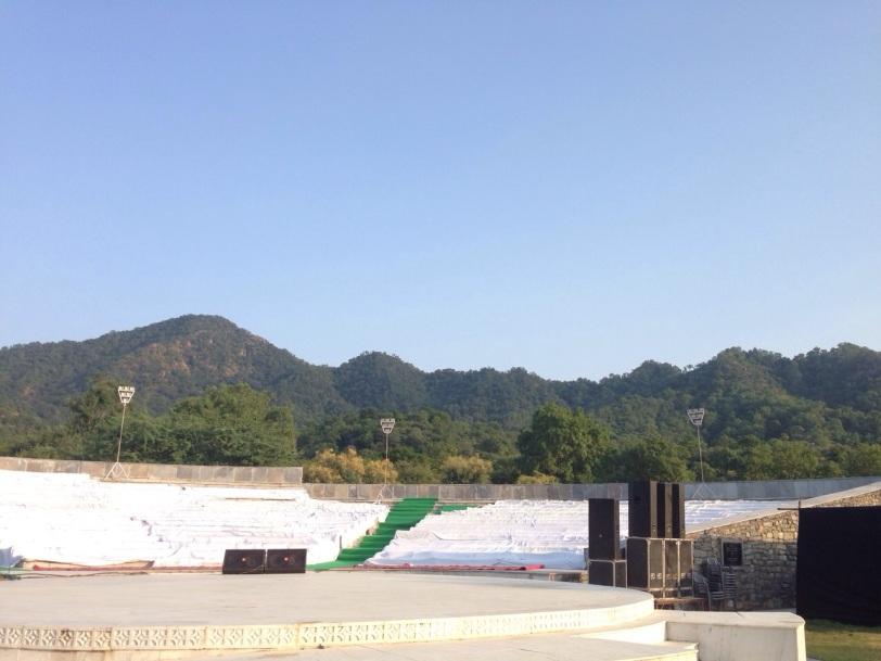 mountain ranakpur