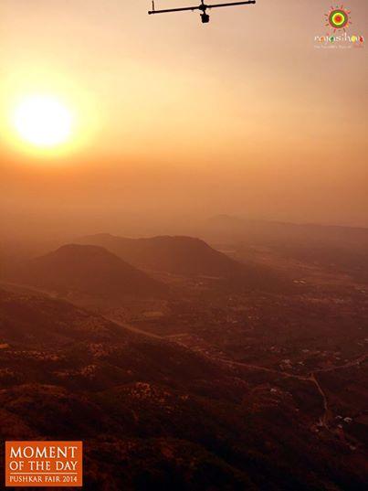 hot air ballon view 1