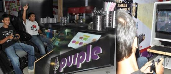 purple jaipur