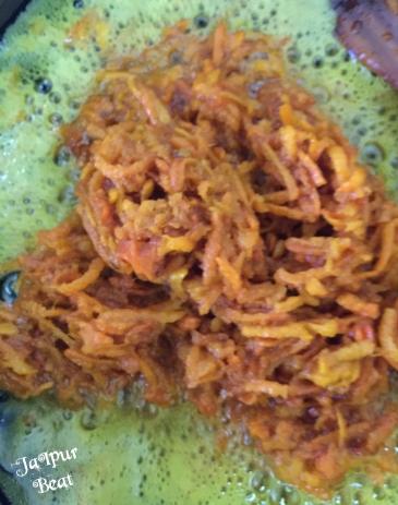 Fried Haldi