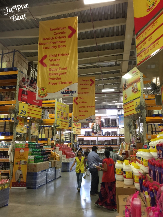 Reliance Market Jaipur 3