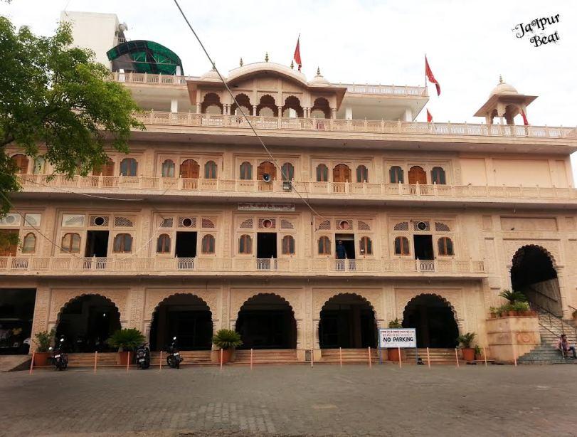 Khole ke Hanuman ji