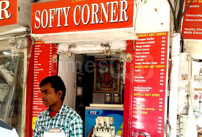 Softy Corner