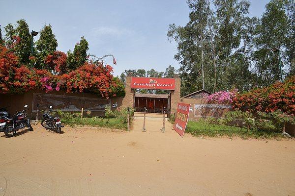 Kanchan kesari village jaipur
