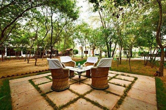 woodsvilla resort jaipur