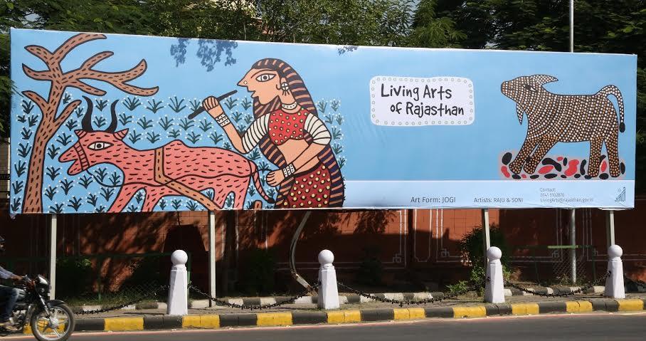 Living Art of Rajasthan