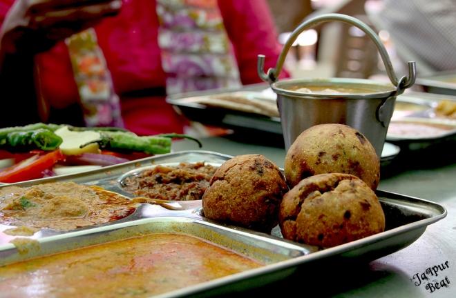 pushkar food