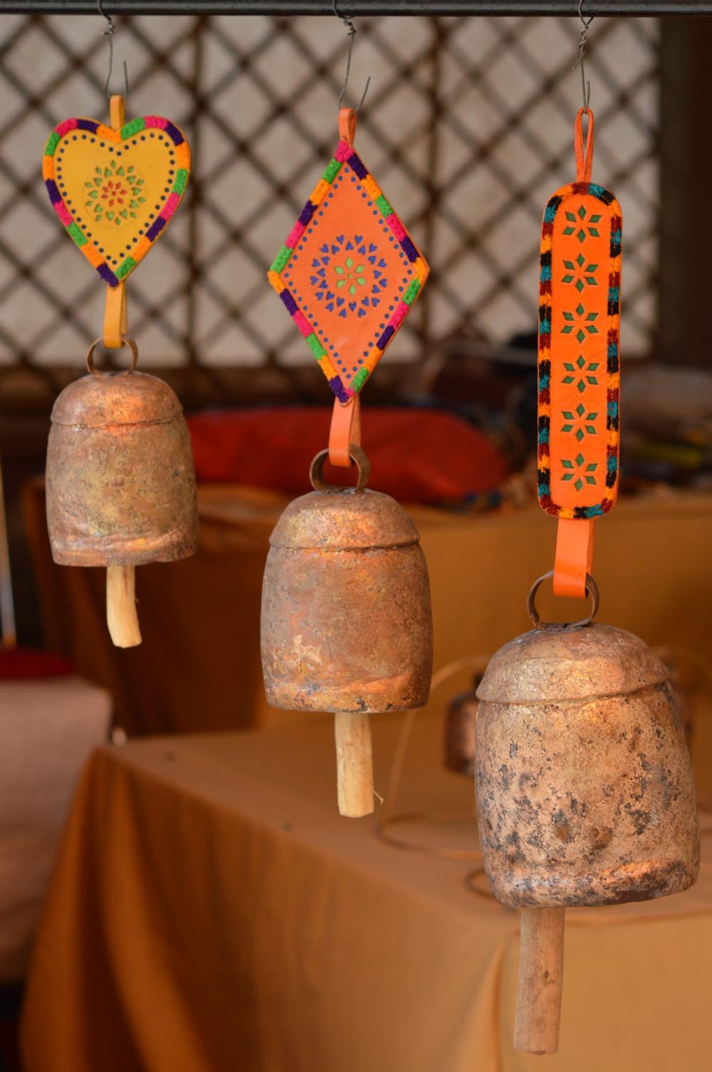 Copper bells from Gujarat