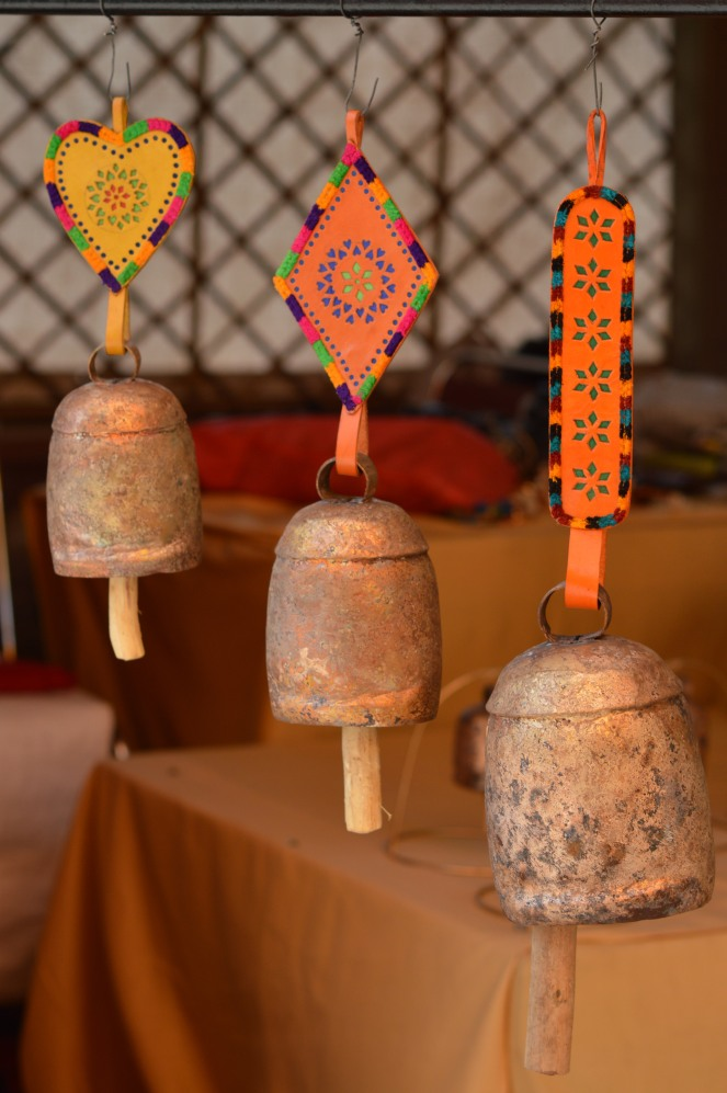 Copper bells from Gujarat