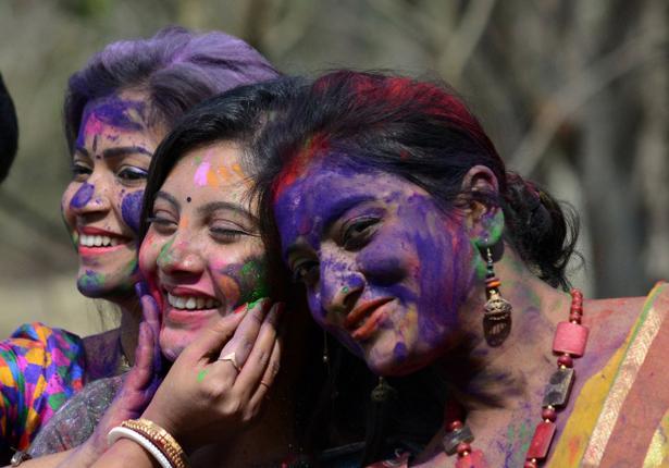 Holi - pakka Color