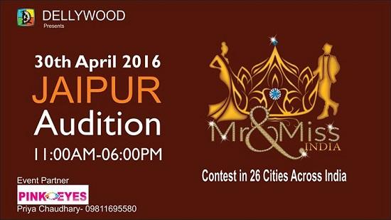 dellywood model contest jaipur