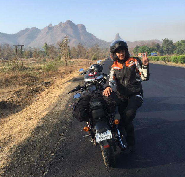 Veenu-biker-7-Nerul