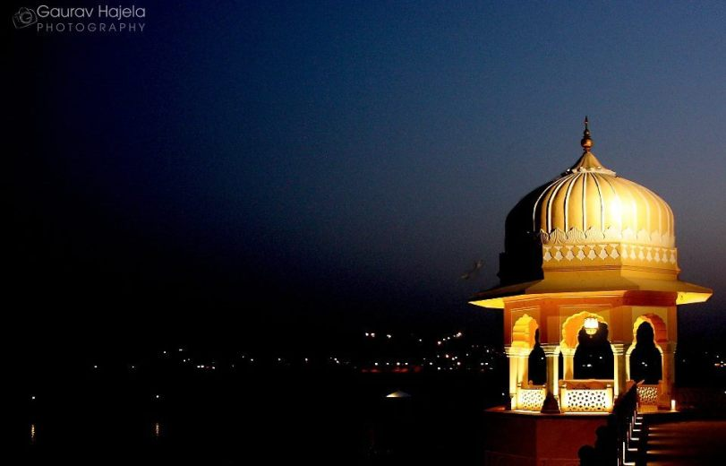 jal mahal night