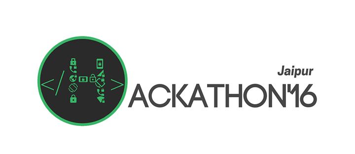 hackathon 16 jaipur