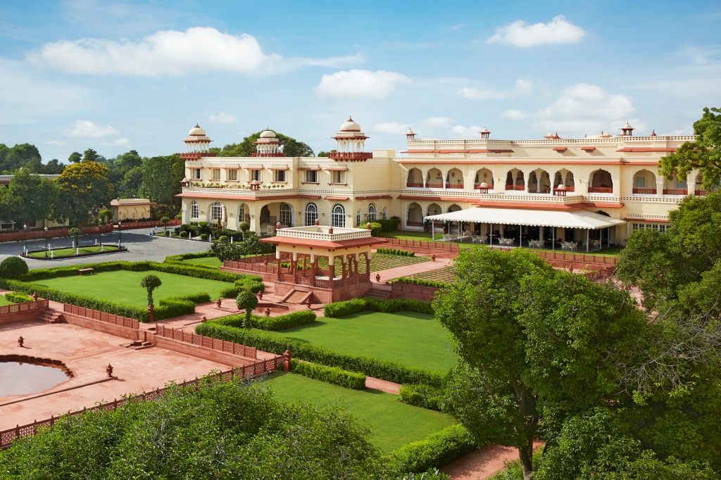 A masterpiece of Indo-Saracenic architecture, Jai Mahal Palace is set amidst acres of landscaped Mughal gardens and dates back to 1745. This incomparable palace is an archive of Rajasthan's history.