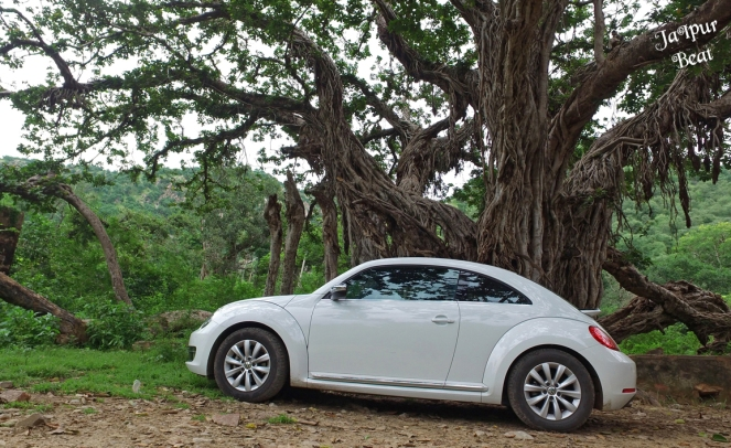 Volkswagen at Ramgarh, Jaipur