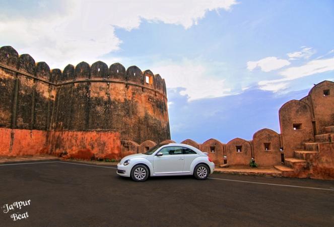 Nahargarh & Volkswagen Jaipur