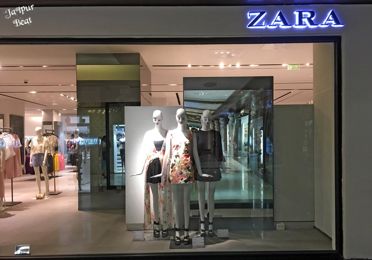 Exhibition Stand For Zara : A 360 degree guided tour of world trade park jaipur !! u2013 jaipur beat