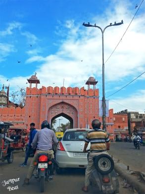 chandpole gate
