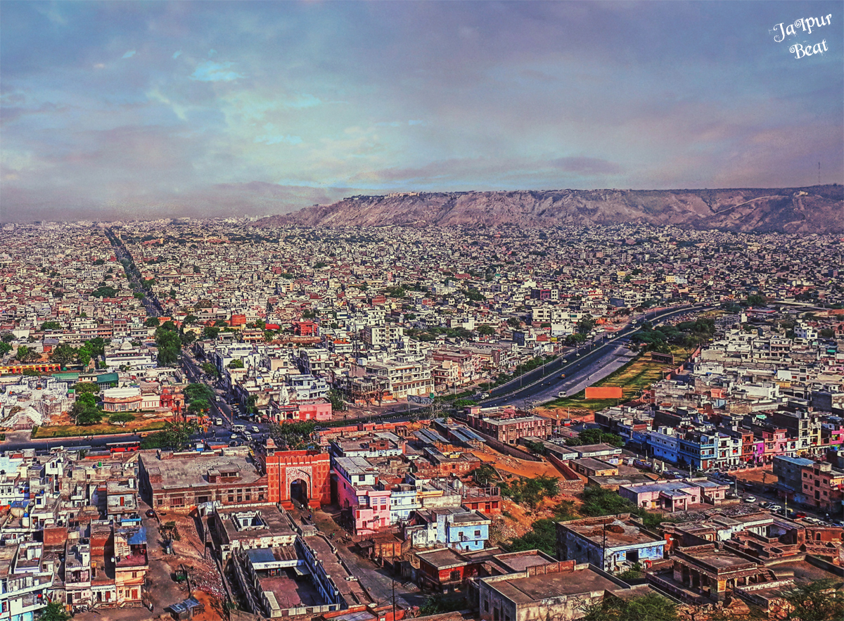 Witness The Rise of The Pink City, Jaipur- Now and Then – Jaipur Beat