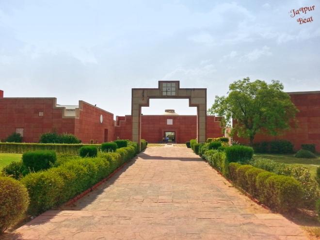 JKK Entrance