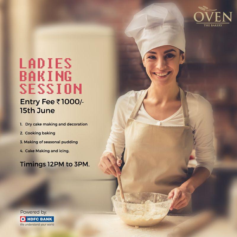Baking Session