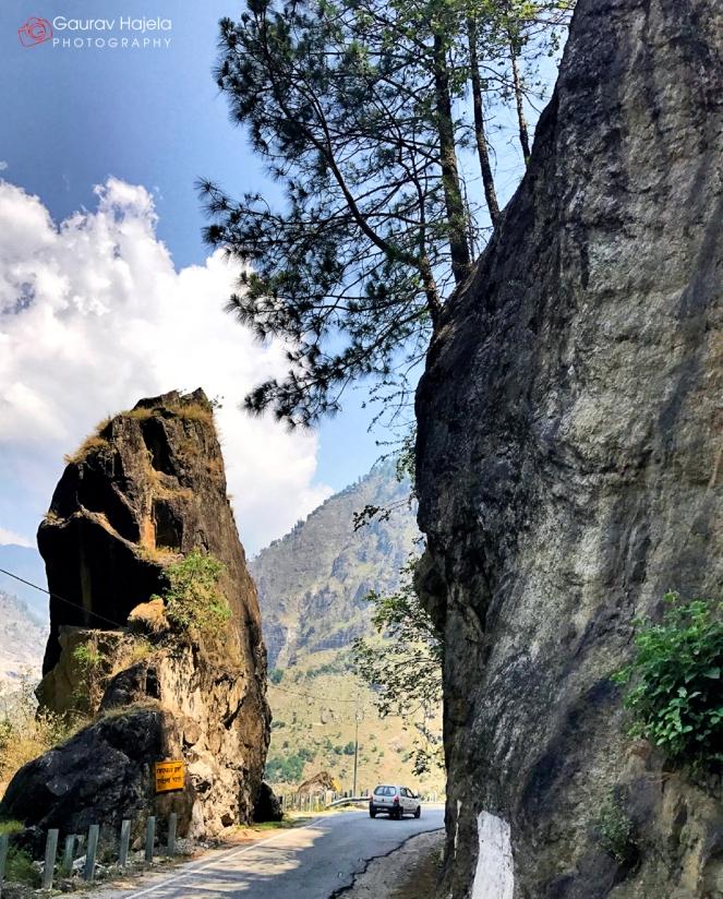 En route Sangla - Gaurav Hajela