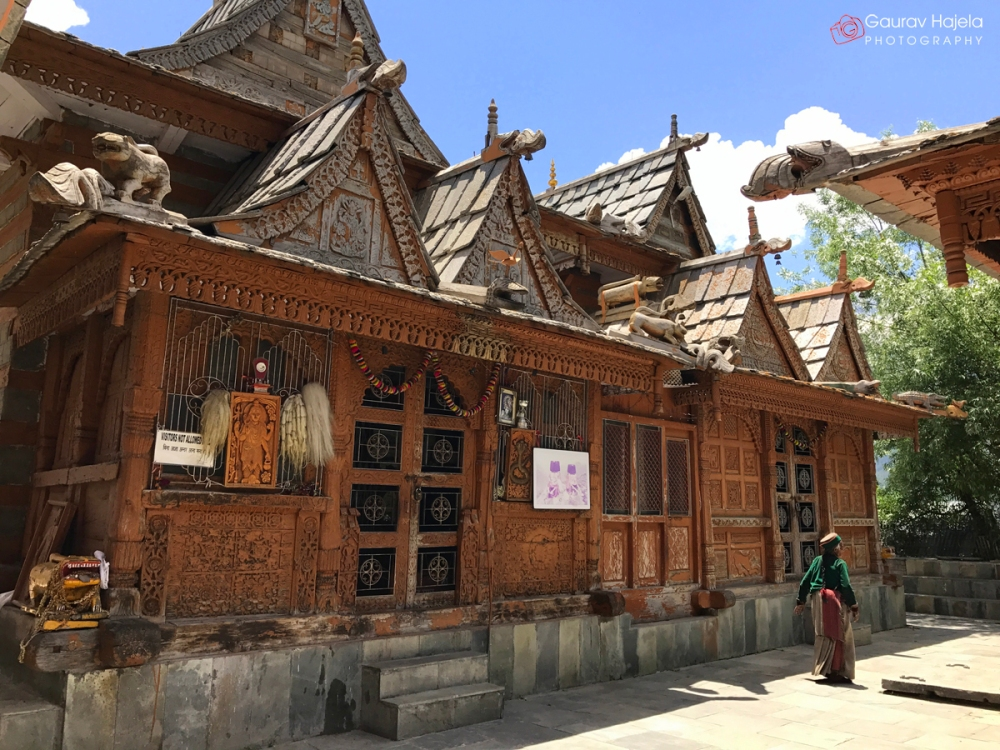 Temple at Kalpa - jaipur Beat