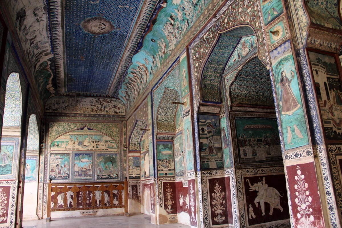 Bundi paintings