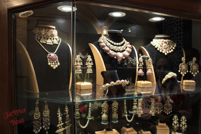 Birdhichand Ghanshyamdas jewellers at JAS17