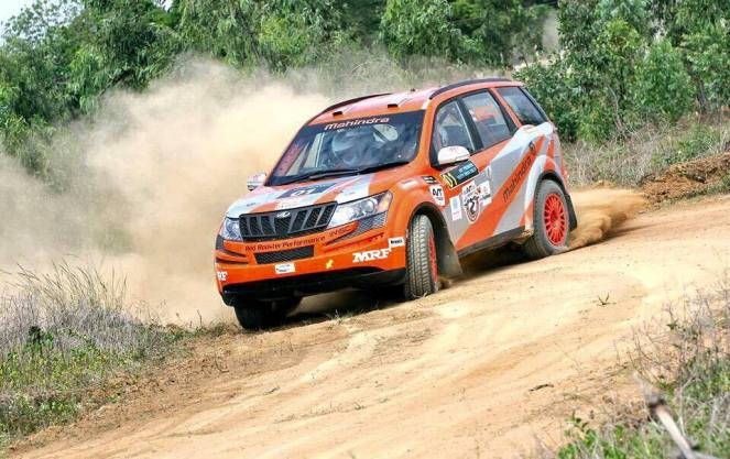 MRF Rally of Rajasthan