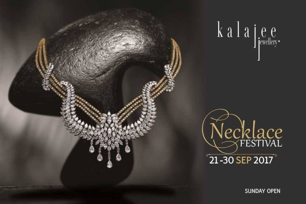 necklace festival
